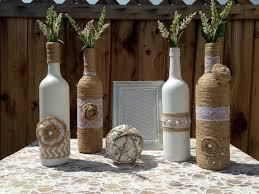 Shabby Chic Wedding Decorations Uk by Wedding Centerpieces Vases Shabby Chic Wedding Rustic