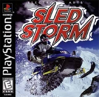 Sled Storm - Playstation 1