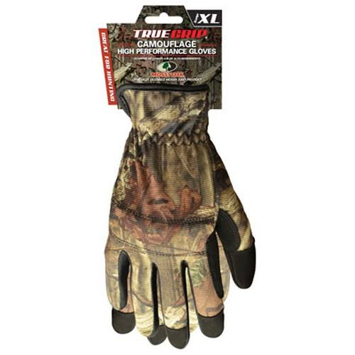Big Time Products 9706-23 Utility Glove Mossy Oak Camo - X-Large