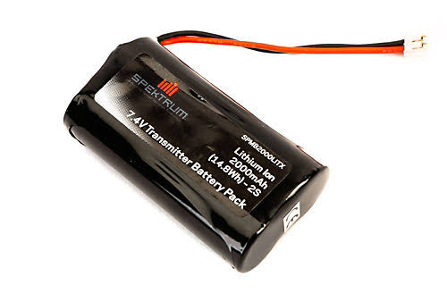 Spektrum Dx9 Lithium Transmitter Battery - 2000mAh