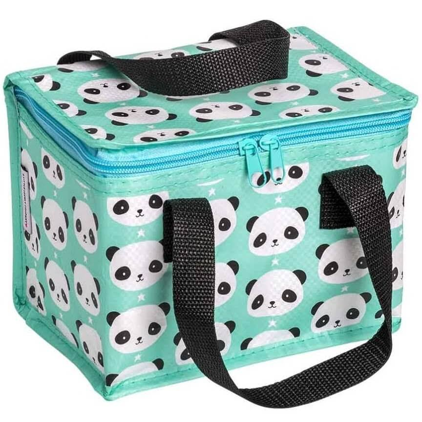 Cool Bag, A Little Lovely Company Lunch Boxes, Blue
