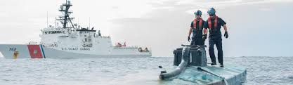 Deadliest Catch Boat Sinks Crew by Us Agents Watch As U0027narco Sub U0027 Carrying 194 Million Worth Of
