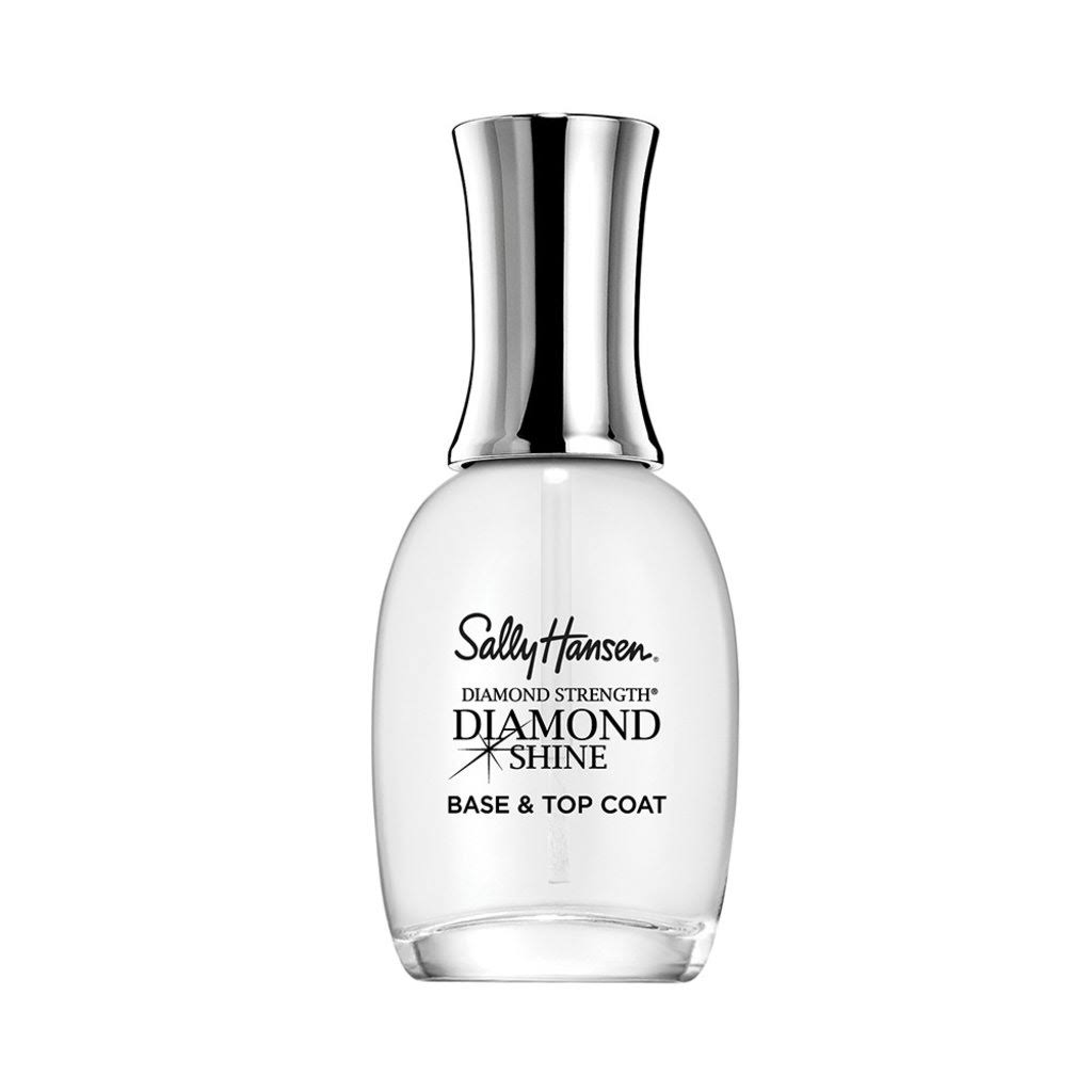 Sally Hansen Diamond Shine Base and Top Coat - 13.3ml