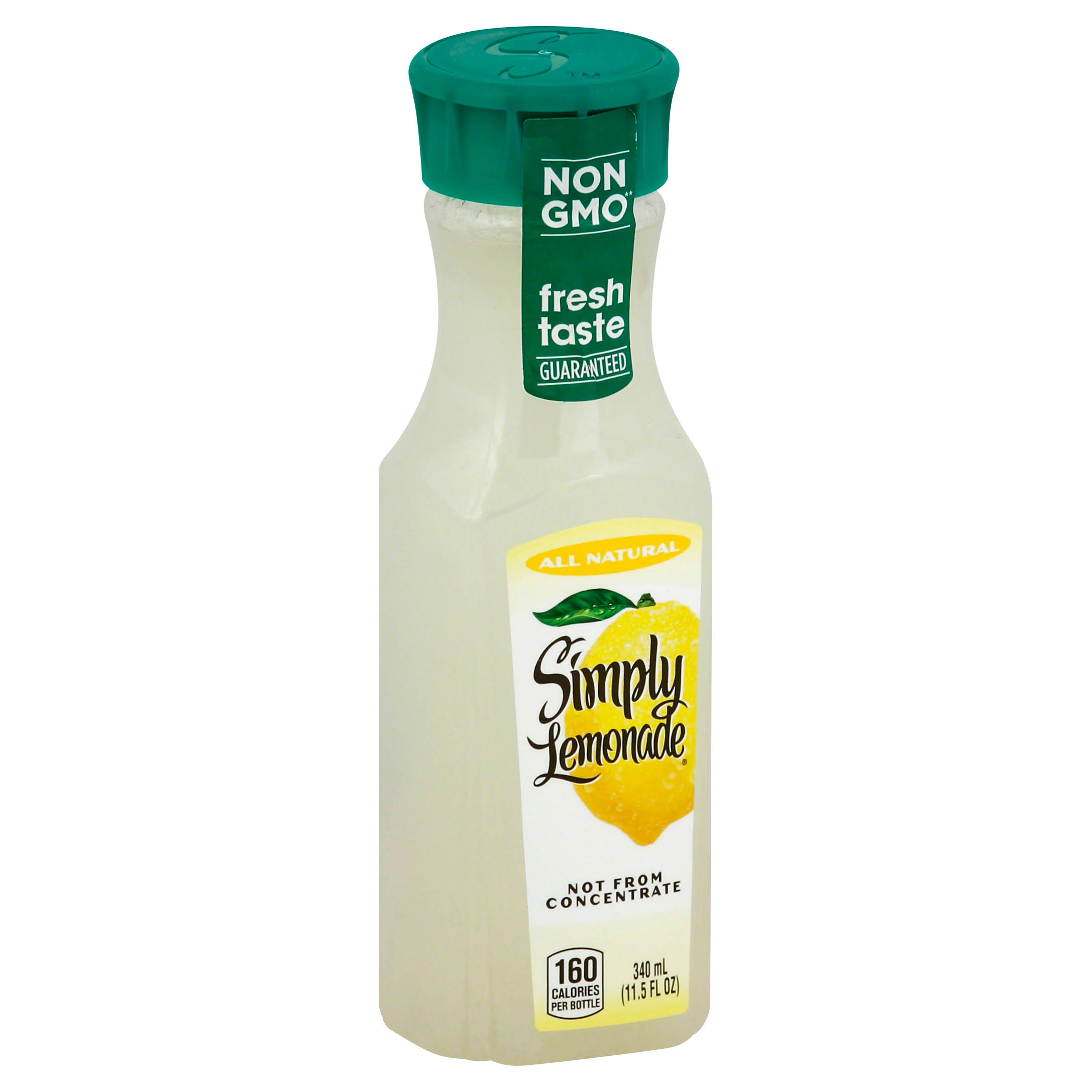 Simply Lemonade Juice - 11.5oz