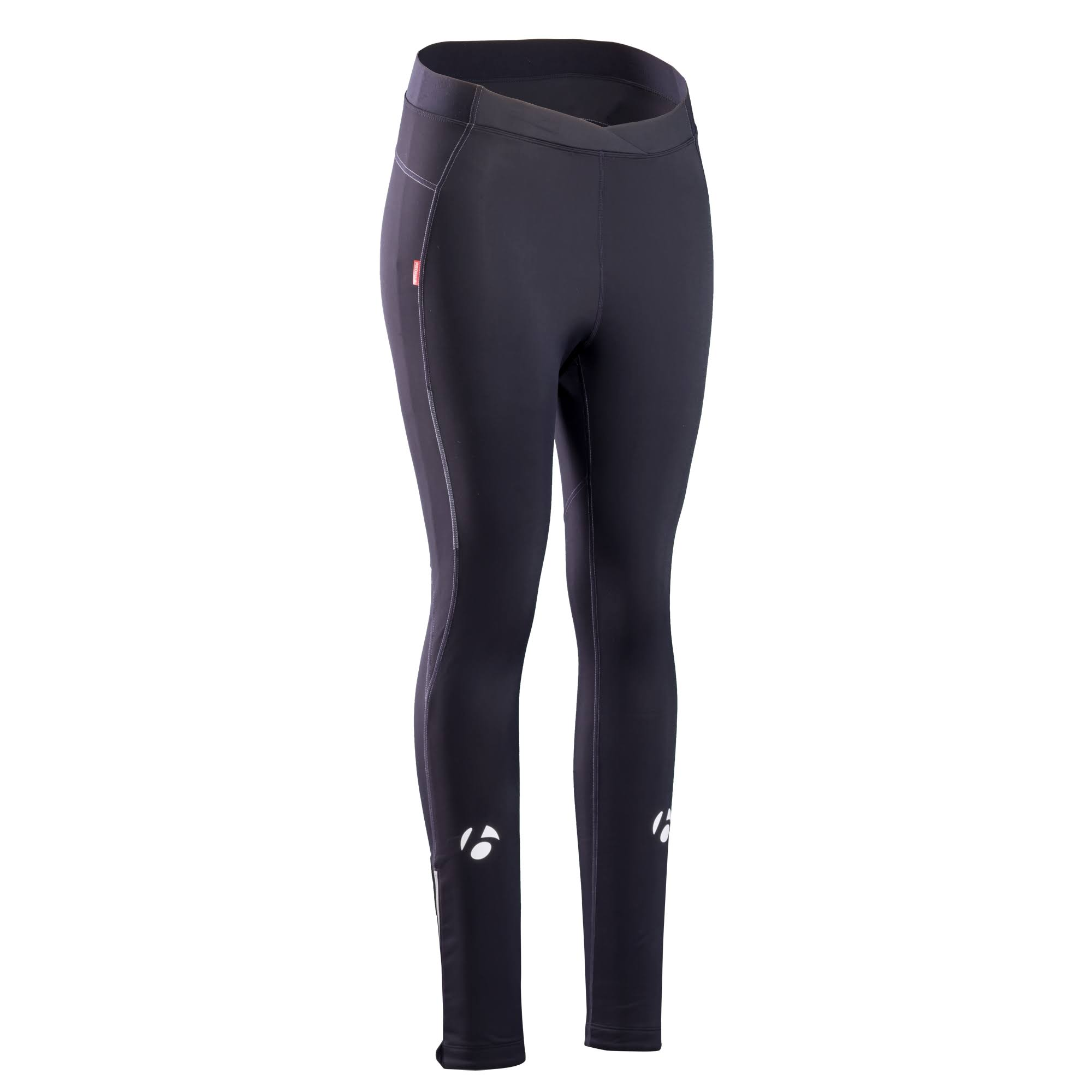 Bontrager Women's Race Thermal Tights - Black, Large