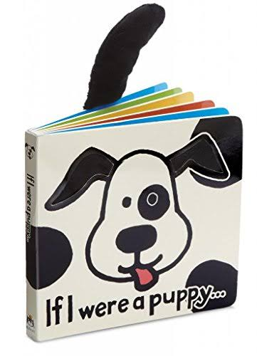 Jellycat Infant If I Were a Puppy Book