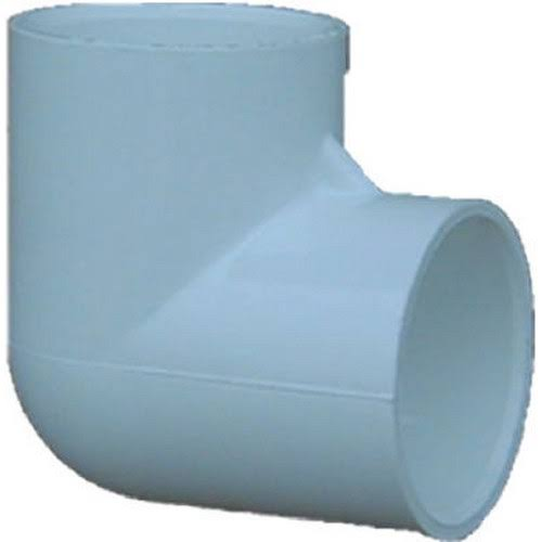 Genova 30715 PVC 90-Degree Elbow