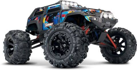 Traxxas 72054-5 Summit 1/16 RTR Monster Truck