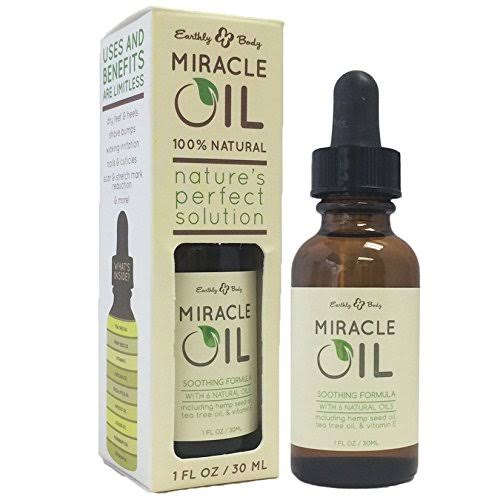 Earthly Body Miracle Oil - 1oz