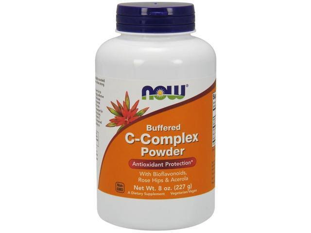 Now Foods C-Complex Powder Dietary Supplement - 227g