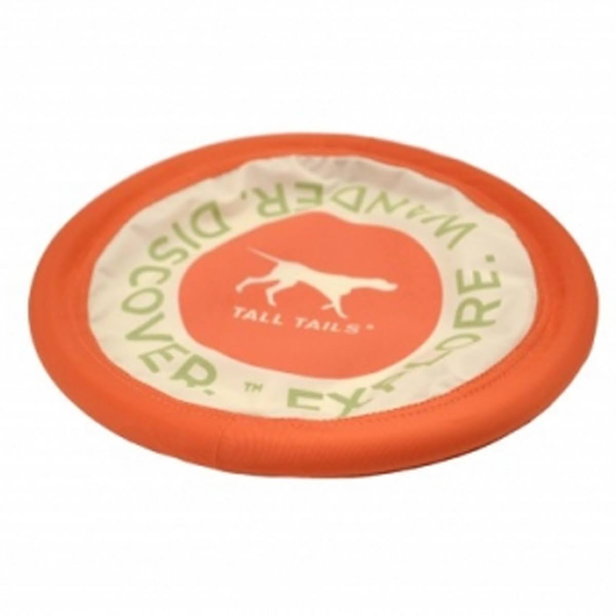"Tall Tails 7"" Flying Disc"