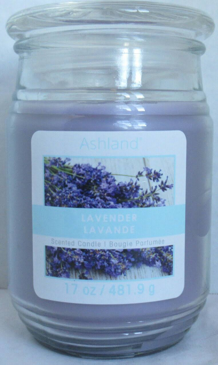 Lavender Jar Candle by Ashland | Michaels