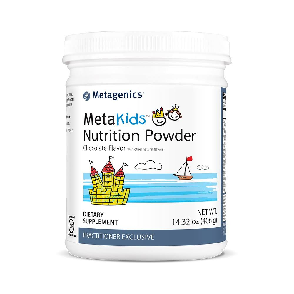 Metagenics MetaKids Nutrition Powder - Chocolate