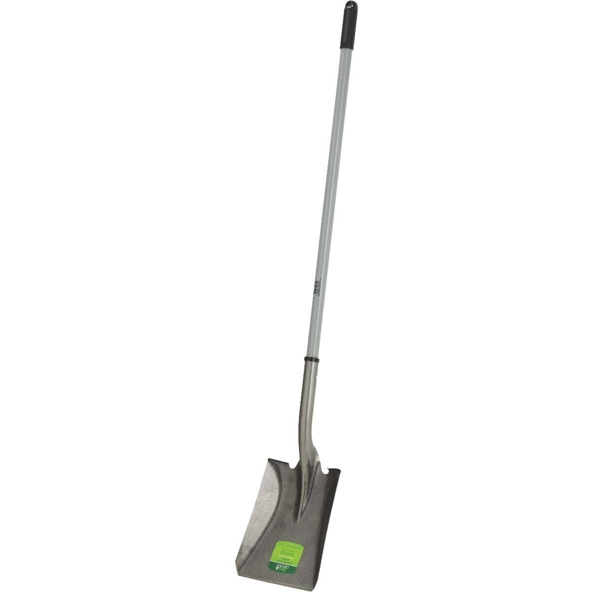 Do it Long Handle Square Point Fiberglass Shovel