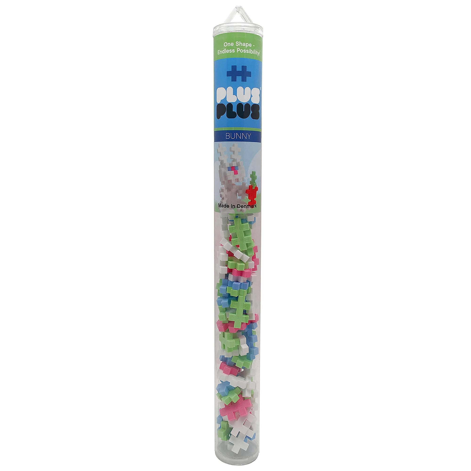 Plus-Plus Mini Maker Tube - Bunny