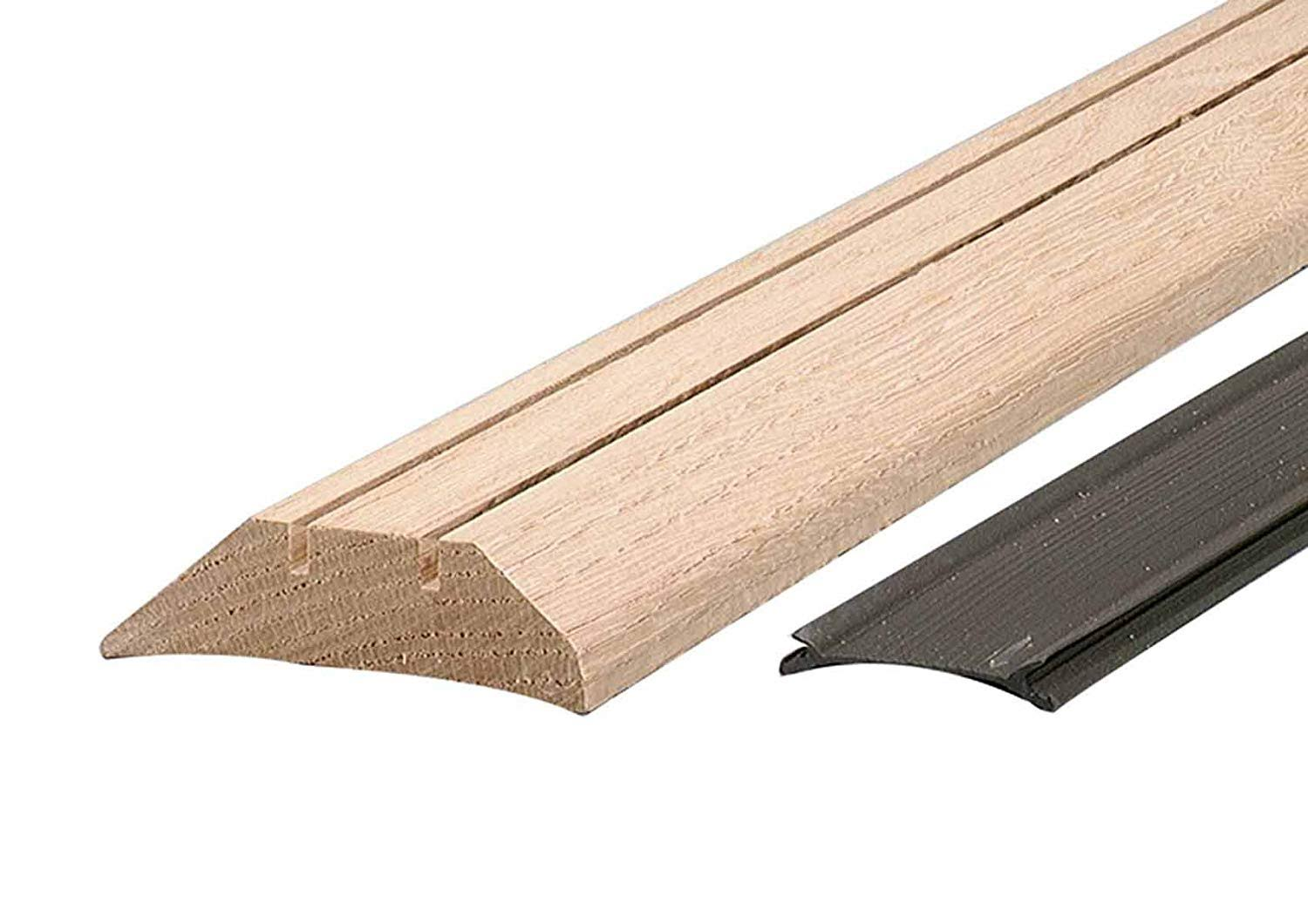 "M-D Building Products Hardwood Low Threshold - 3-1/2""x1-1/8""x36"""