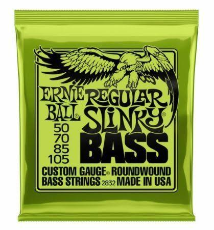 Ernie Ball Regular Slinky Round-Wound Bass