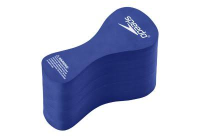 Speedo Swimming Foam Pull Buoy Training Exercise Aid - Blue