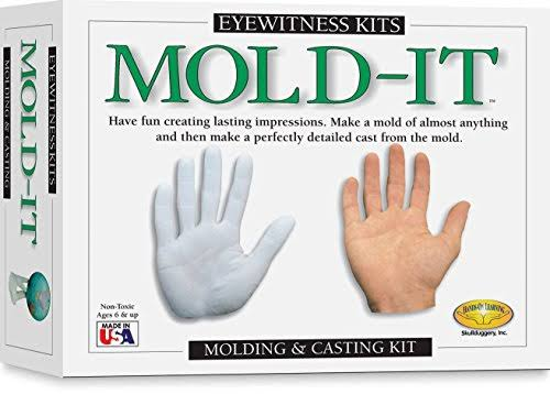 Eyewitness Kits Mold-It PerfectCast Molding and Casting Kit