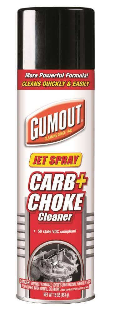 Gumout Carb and Choke Cleaner - 16oz