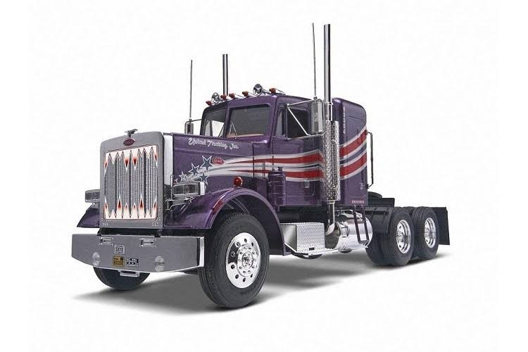 Revell Scale Model Kit - Peterbilt 359 Conventional Tractor Model
