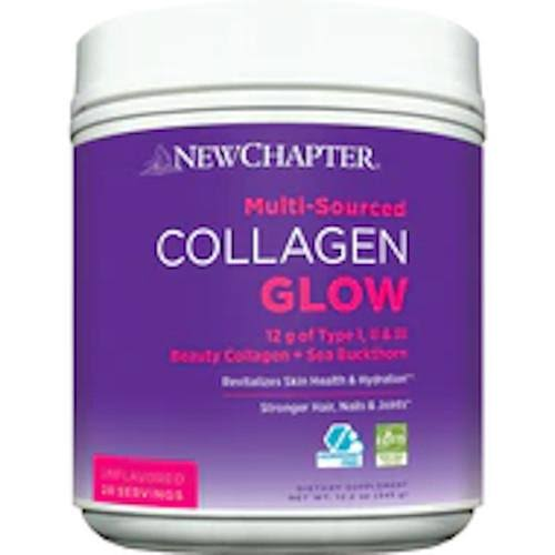 New Chapter Collagen Glow - 8.7 oz Powder
