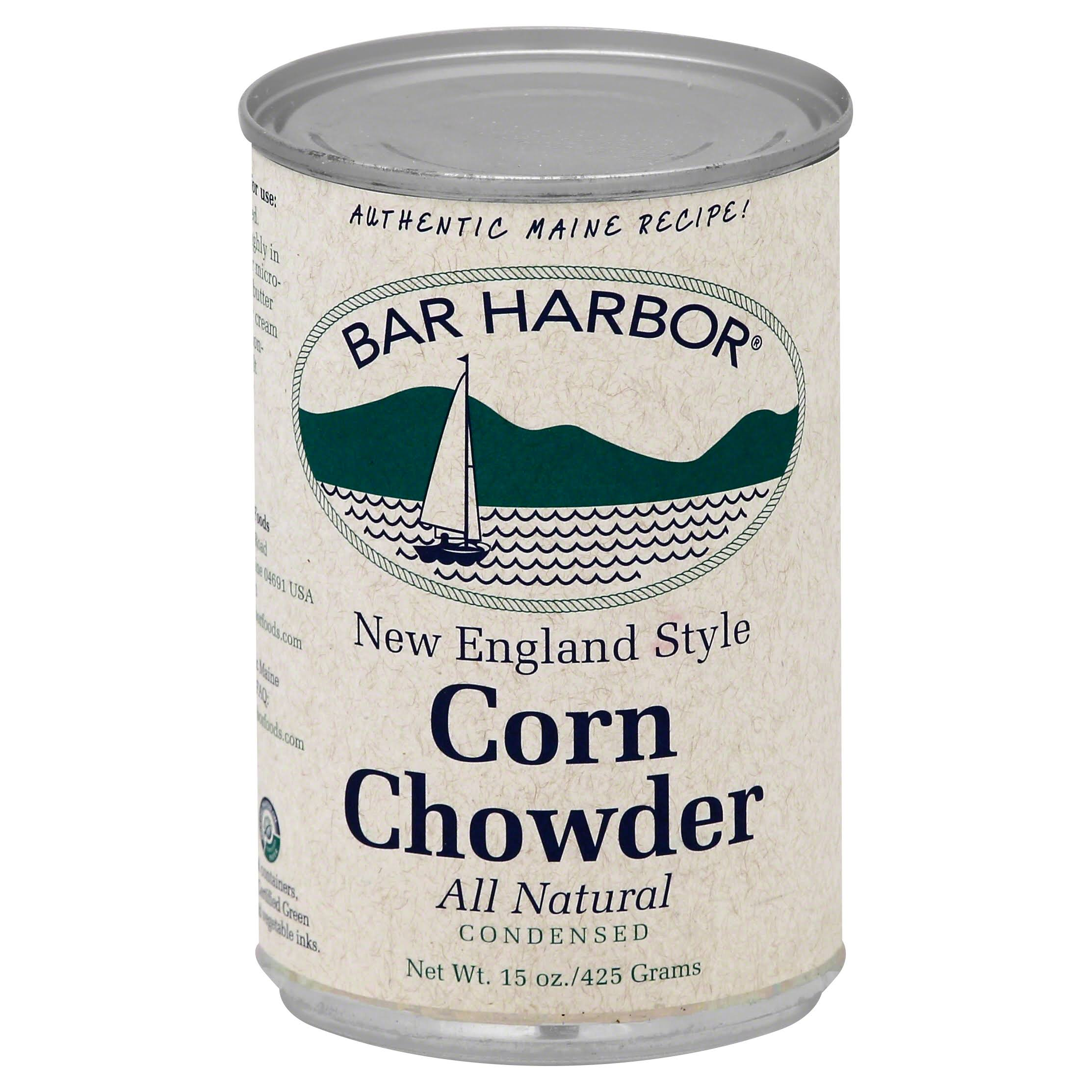 Bar Harbor Corn Chowder