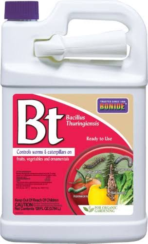 BT Thuricide Spray