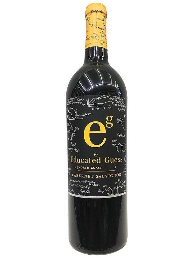Educated Guess Cabernet Sauvignon, North Coast, 2016 - 750 ml