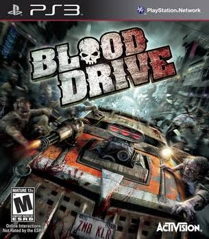 Blood Drive - Playstation 3