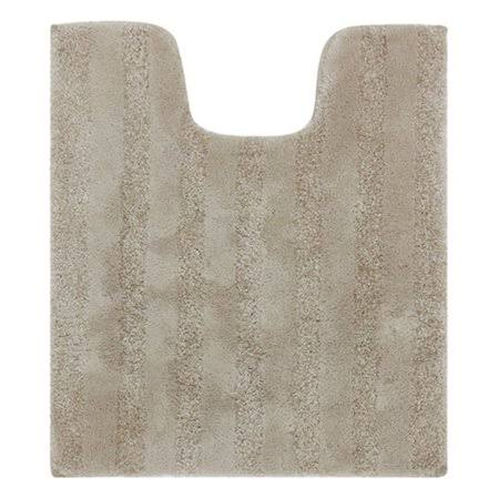 Mohawk Home HD Striped Contour Bath Rug - 20x24 in
