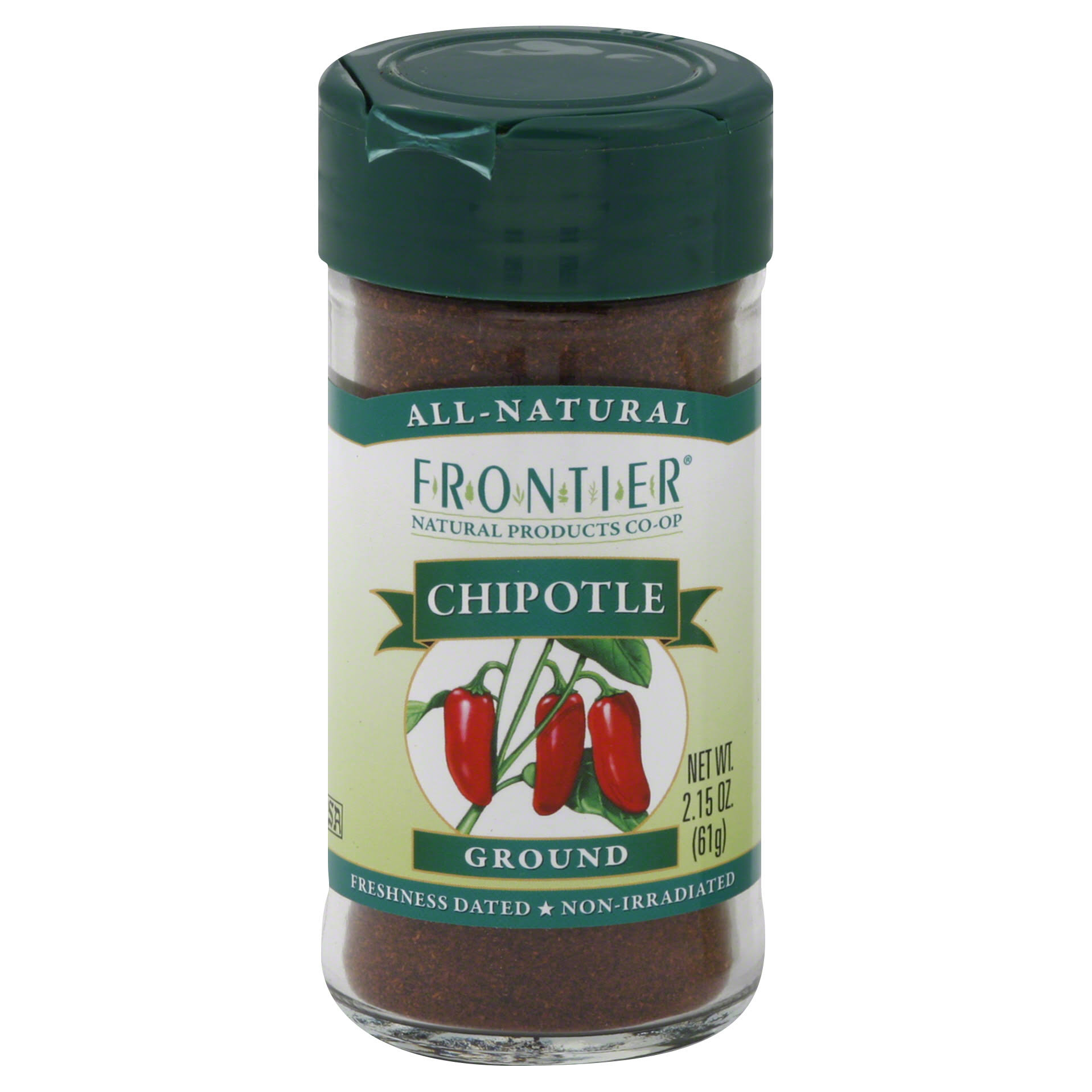 Frontier Ground Chipotle - 2.15oz