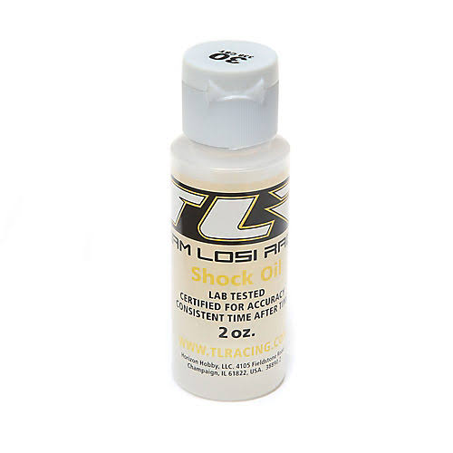 Team Losi Racing Tlr74006 Silicone Shock Oil, 30wt, 2oz