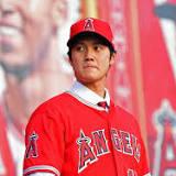 大谷翔平, ロサンゼルス・エンゼルス・オブ・アナハイム, メジャーリーグベースボール