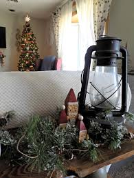 Kinds Of Christmas Trees by A Little Bit Rustic Christmas Living Room Tour My Own Home