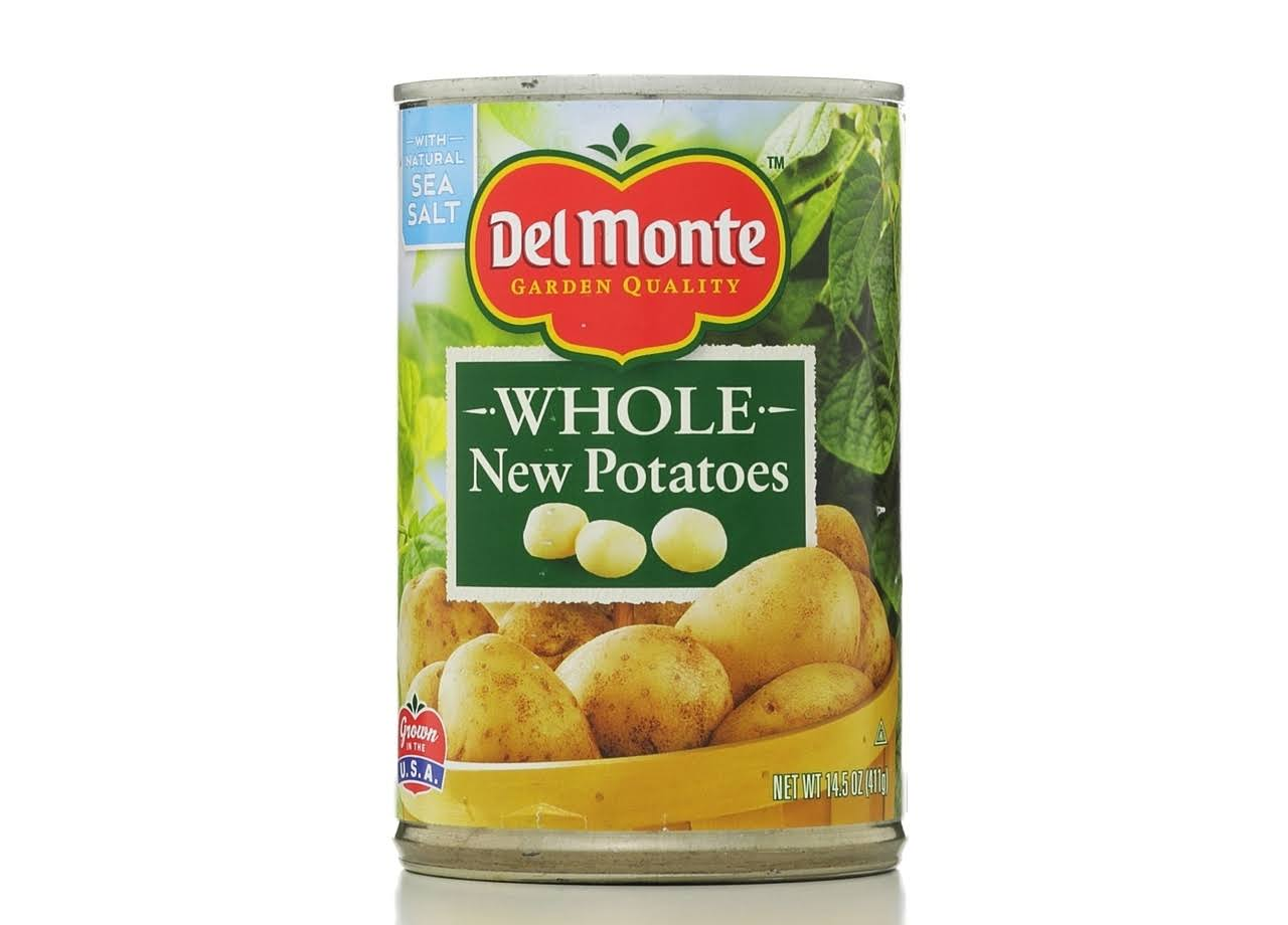 Del Monte Whole New Potatoe - 14.5oz