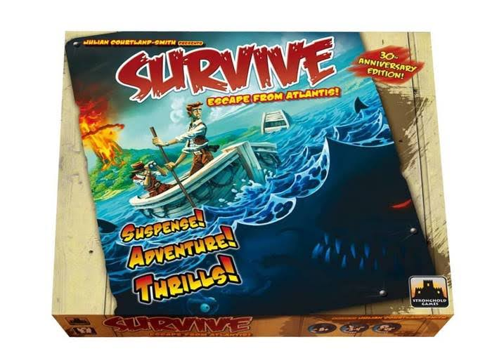 Survive 30th Anniversary Edition Board Game