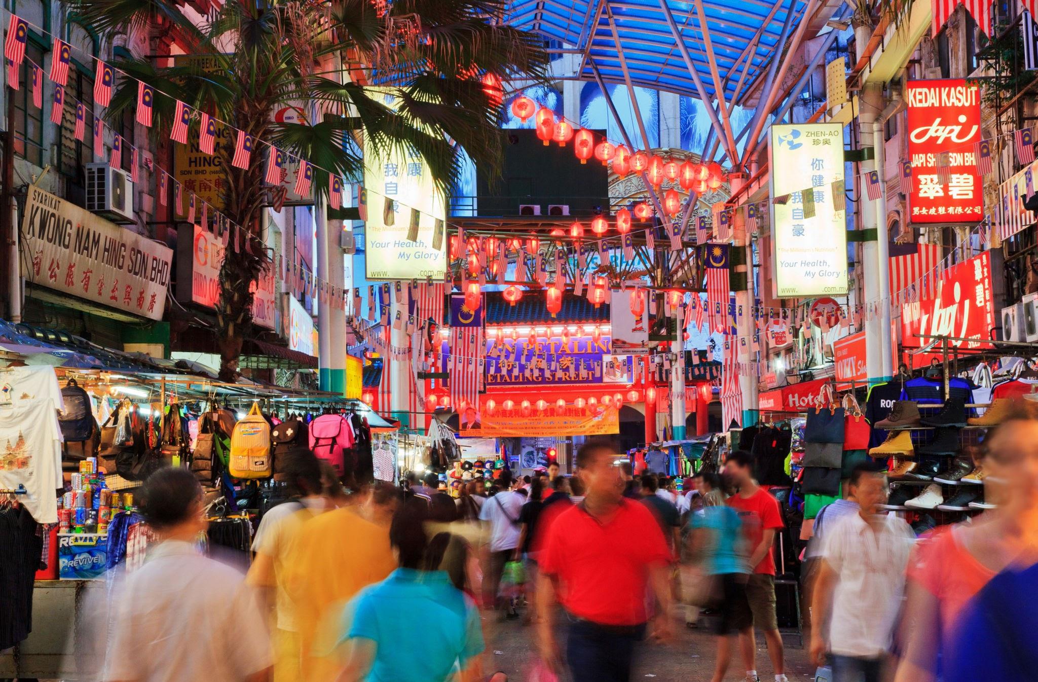 Petaling Street Market