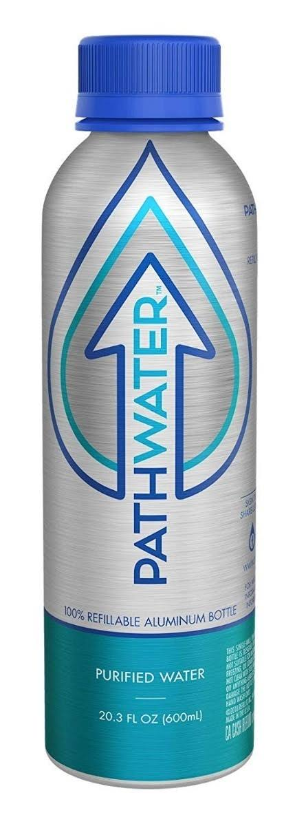 Pathwater Water, Purified - 20.3 fl oz