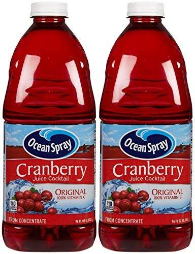 Ocean Spray Cranberry Juice - 96oz
