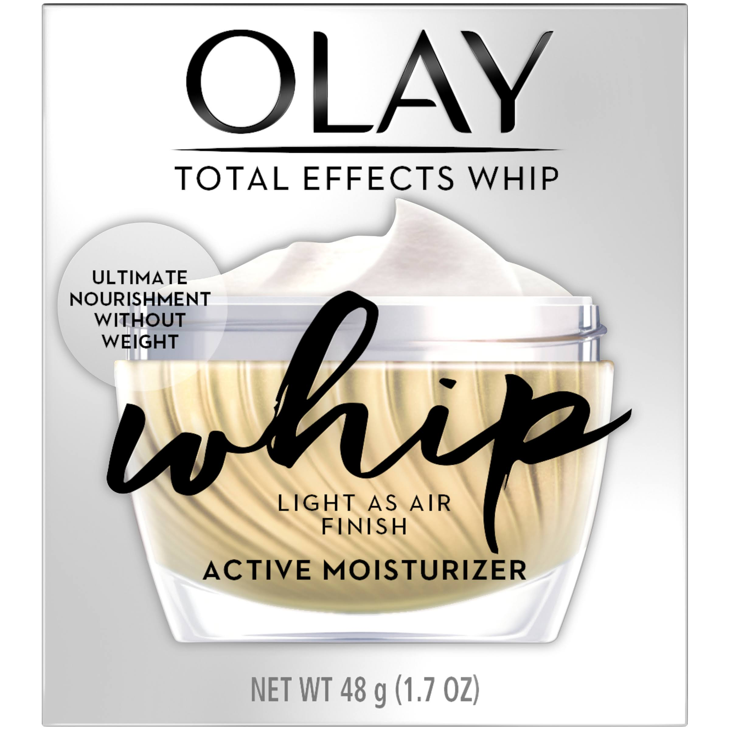Olay Total Effects Whip Facial Moisturizer - 1.7oz