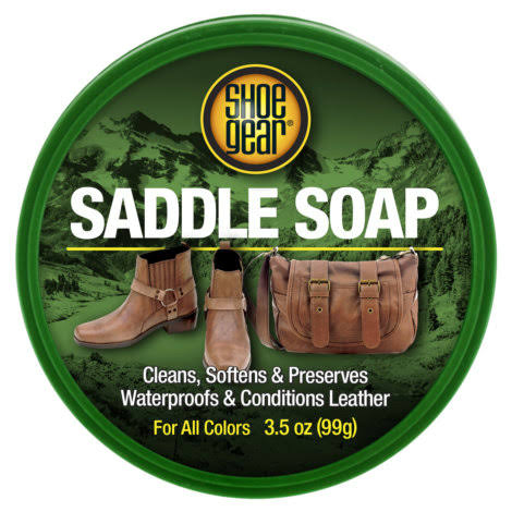 Shoe Gear High Country Saddle Soap - 3.5oz