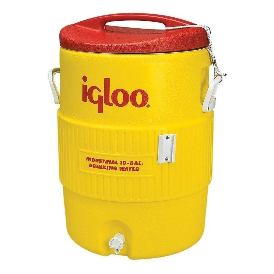 Igloo Industrial Water Cooler - 10gal