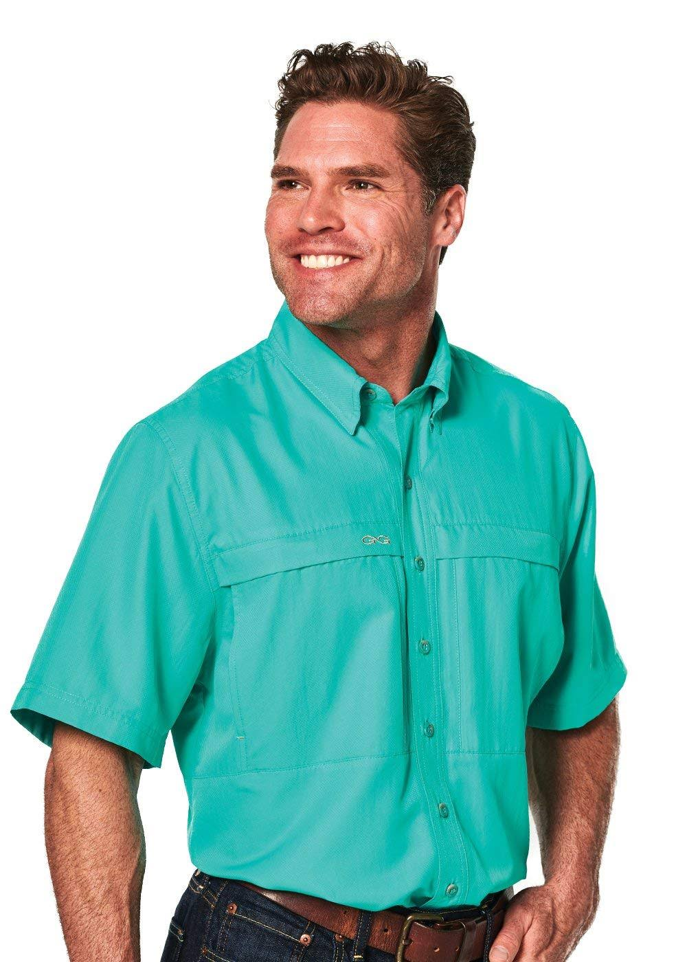 GameGuard Microfiber Short-Sleeve Shirt- Men's