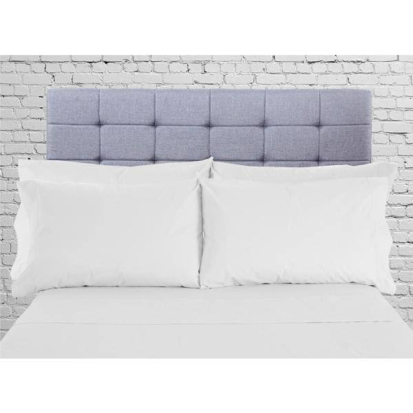 Hotel Collection 1800 6-Piece Sheet Set, Queen, White