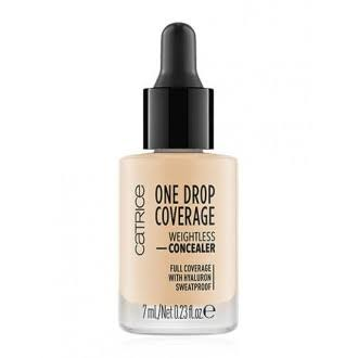 Catrice One Drop Coverage Weightless Concealers - Porcelain 003, 7ml
