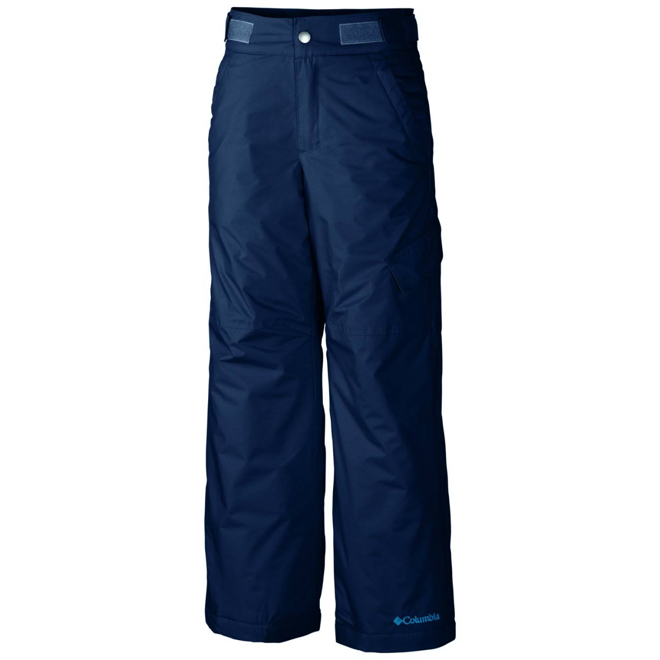 Columbia Boys' Ice Slope II Pants - Navy, Xx-Small
