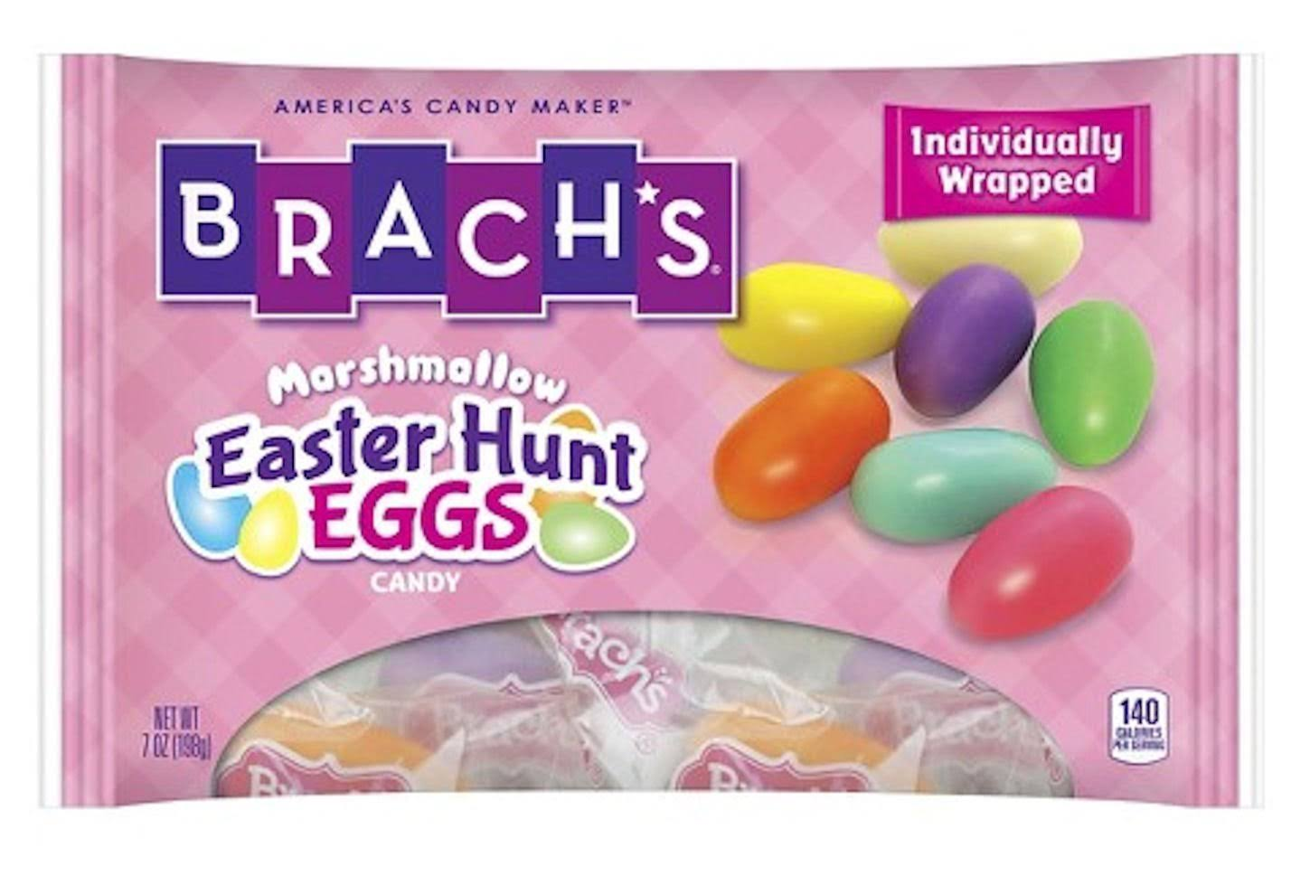 Brachs Easter Hunt Eggs Marshmallow Candy