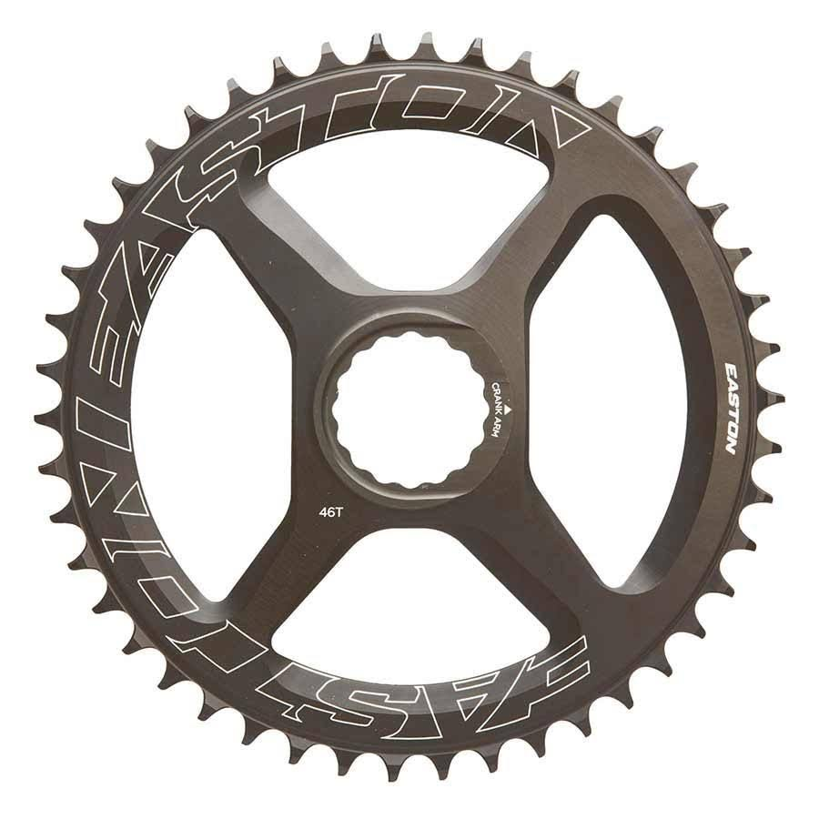 Easton Direct Mount Chainring - 46T - Black