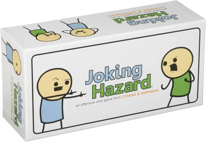 Joking Hazard Enlarged Box